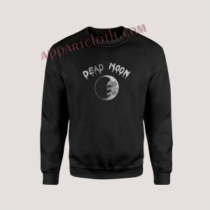 Dead Moon Unisex Sweatshirts