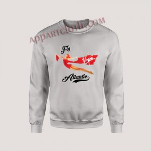 Fly Atlantic Virgin Unisex Sweatshirts