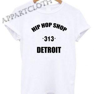 Hip Hop Shop Funny Shirts