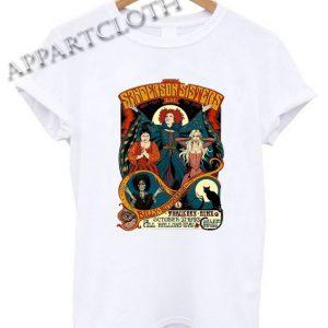 Hocus Pocus Sanderson Sisters Funny Shirts