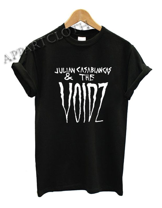 Julian casablancas the voidz Funny Shirts