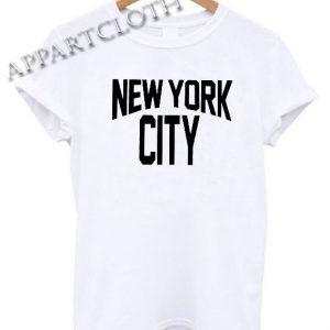 New York City Funny Shirts