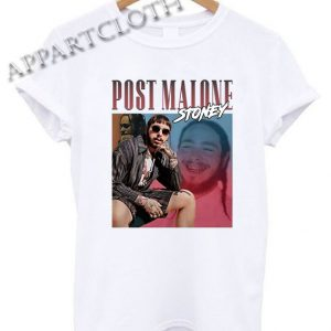 Post Malone Stoney Cover Funny Shirts