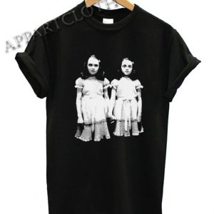 Shining T Shirt - grady twins Funny Shirts