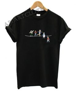 Stranger Things The Acrobats and the Fleas Funny Shirts