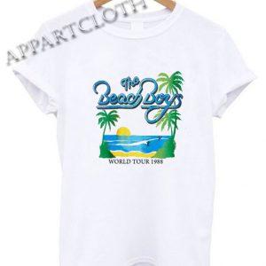 Vintage Beach Boys Funny Shirts
