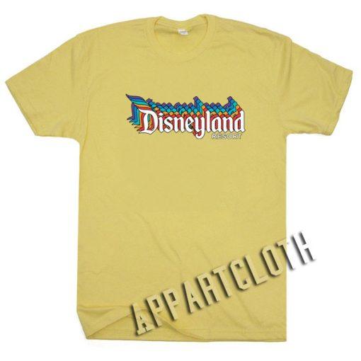 Vintage Disneyland resort Funny Shirts