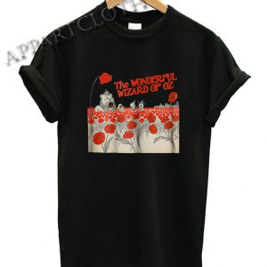 Vintage Wizard of OZ Funny Shirts