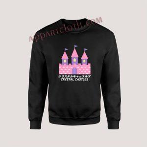 crystal castle Unisex Sweatshirts