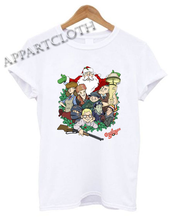 A Christmas Story Movie Funny Shirts