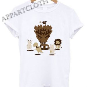 Game Of Musical Thrones Shirts