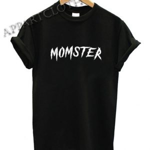 Halloween Momster Mumster Halloween Funny Shirts