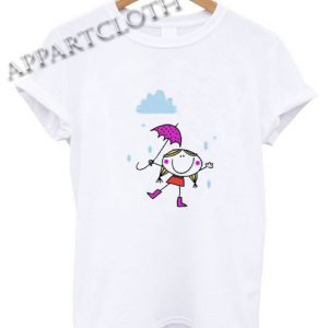 Laugh In The Rain Funny Shirts