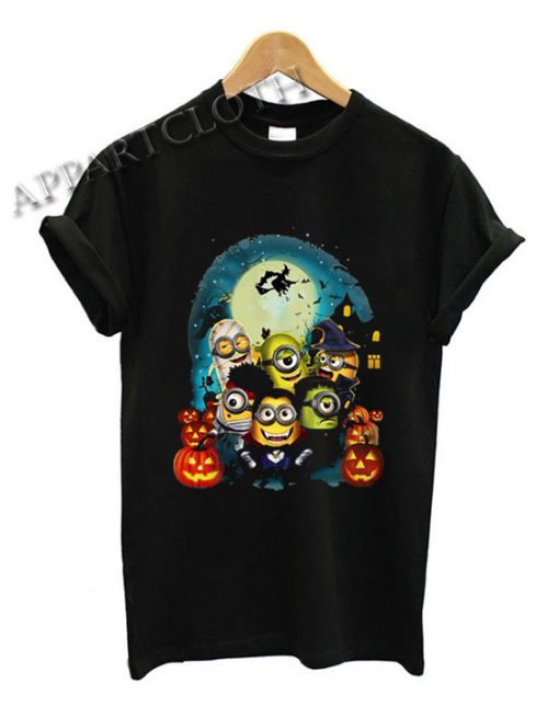 Minions Halloween Shirts