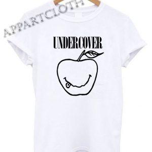 Nirvana Undercover Apple Shirts