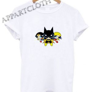 Power Puff Girl Super Tough Shirts