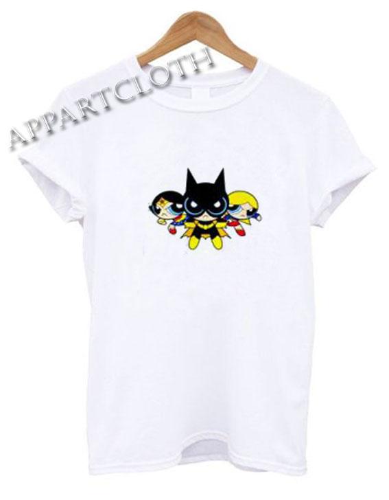 Power Puff Girl Super Tough Shirts