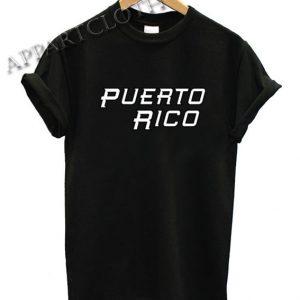 Puerto Rico Funny Shirts