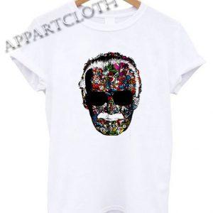 Stan Lee Marvel Shirts