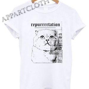Taylor Swift Cat Repurtation Funny Shirts