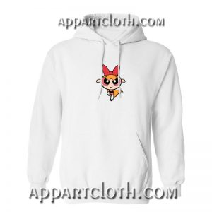 Blossom Powerpuff Girls Hoodies