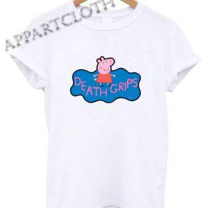 Death Grips Peppa Pig Shirts