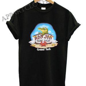 Ron Jon Surf Shop Grand Turk Shirts