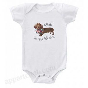 Worth the Wait Funny Baby Onesie
