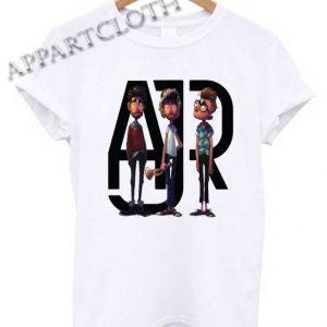 AJR The Click Tour Shirts
