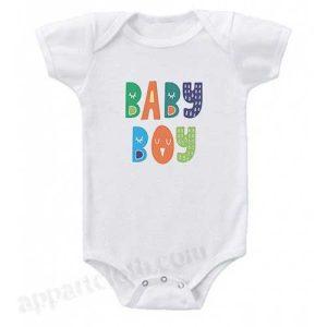 Baby Boy Funny Baby Onesie
