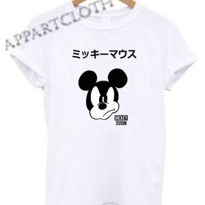 Disney Mickey Mouse Japanese Shirts