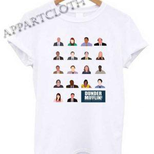 Dunder Mifflin Paper Shirts
