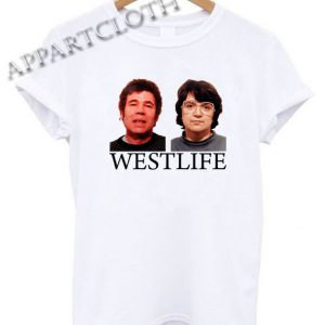 Fred And Rose Westlife Shirts