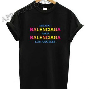 Milano Balenciaga Shirts