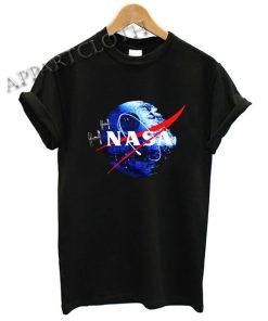 Nasa death star Shirts