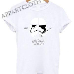 New Star Wars 40th Anniversary Shirts