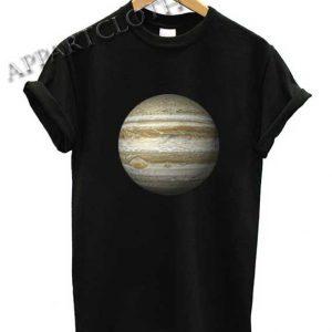 Planet Jupiter Shirts