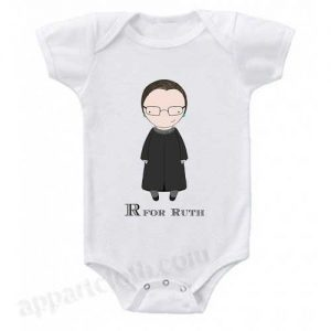 R is for Ruth Funny Baby Onesie