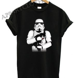 STORMTROOPER CAT Shirts