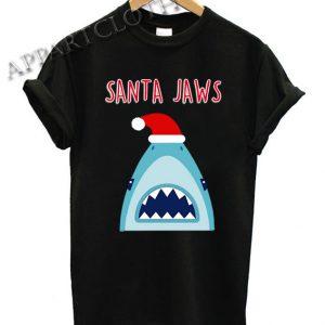 Santa Jaws Shirts