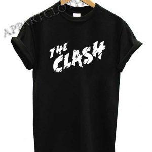 The Clash Punk Rock Shirts
