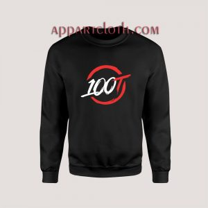 100 Thieves Circle Unisex Sweatshirts
