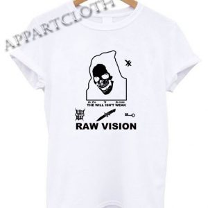 Alien Body Lil Peep Raw Vision Shirts