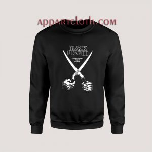 Black Flag IIII Unisex Sweatshirts