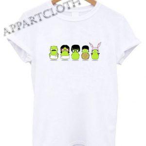 Bobs Burgers Shirts