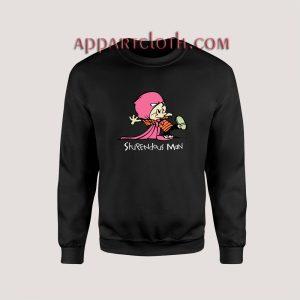 Calvin and Hobbes Stupendous Man Unisex Sweatshirts