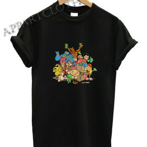 DGK Cartoon Say No To Drugs Shirts