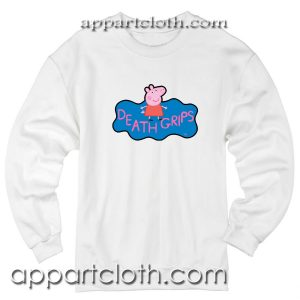 Death Grips Peppa Pig Unisex Sweatshirts