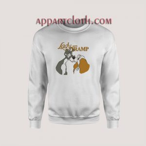 Lady and the tramp Unisex Sweatshirts