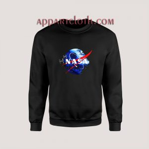 Nasa death star Unisex Sweatshirts